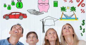 Consejos financieros para nuestros hijos